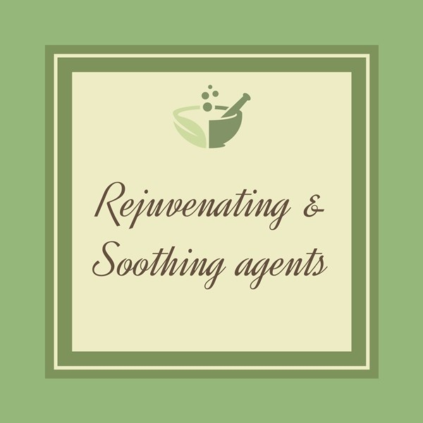 Rejuvenating & Soothing Agents-01