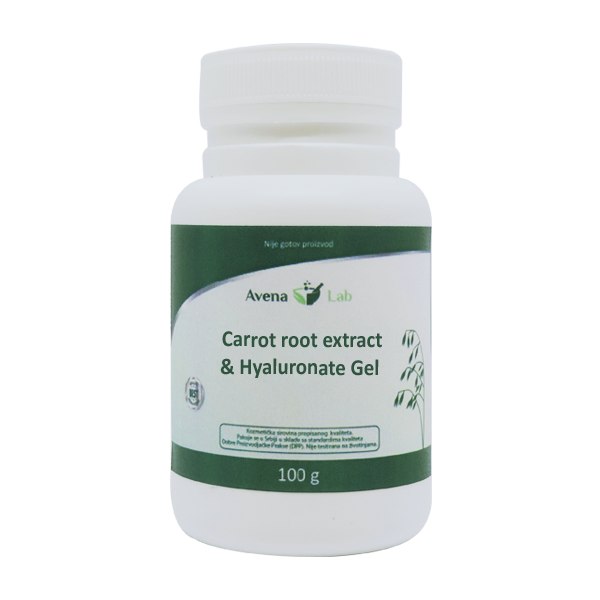 Carrot-root-extract-Hyaluronate-Gel