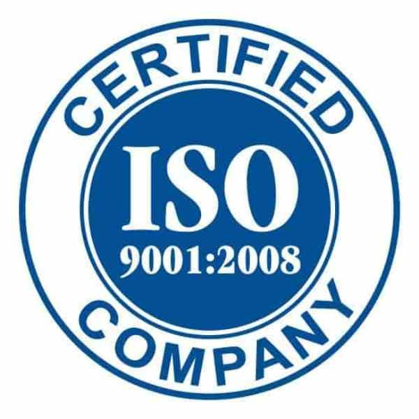 ISO-Certified9